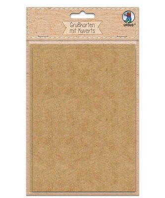 Grußkarten mit Kuverts Art.-Nr. 90704600