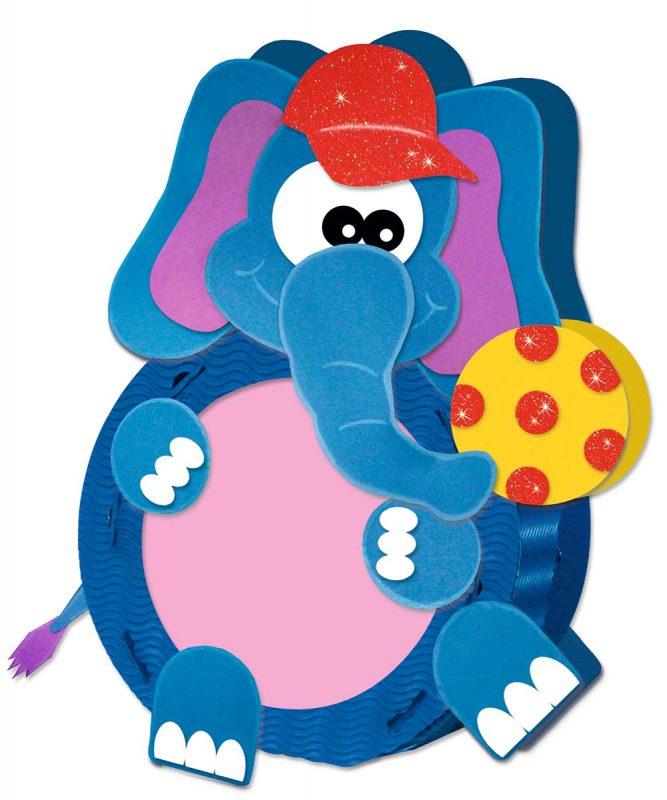 URSUS Laternen Bastelset Elefant