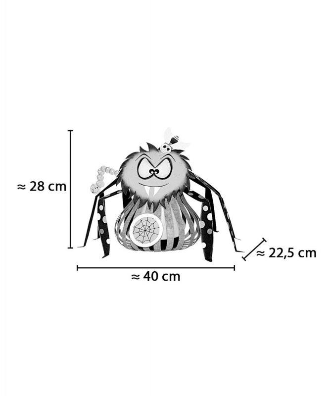 URSUS Laternen Bastelset Tarantula