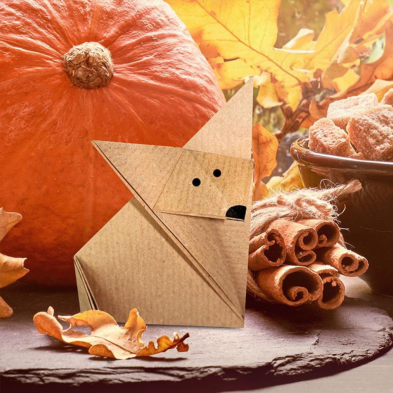 URSUS Fuchs Origami
