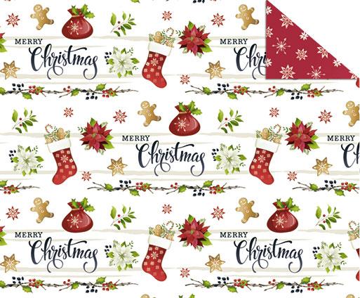 "Fotokarton ""Merry Christmas"" Art.-Nr. 1134 22 01 Motiv 1"