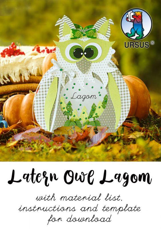 URSUS Laterne Lagom ENG