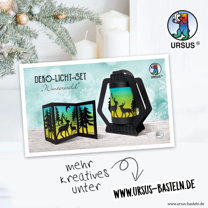 Ursus Deko Licht Set Ursus Buntpapierfabrik Ludwig Bähr