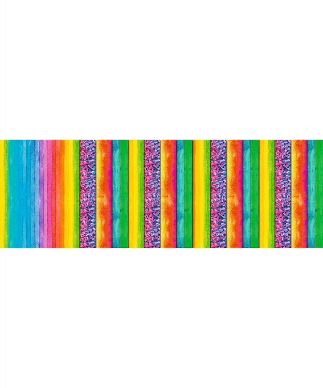 1269011S Bastelblock Rainbow