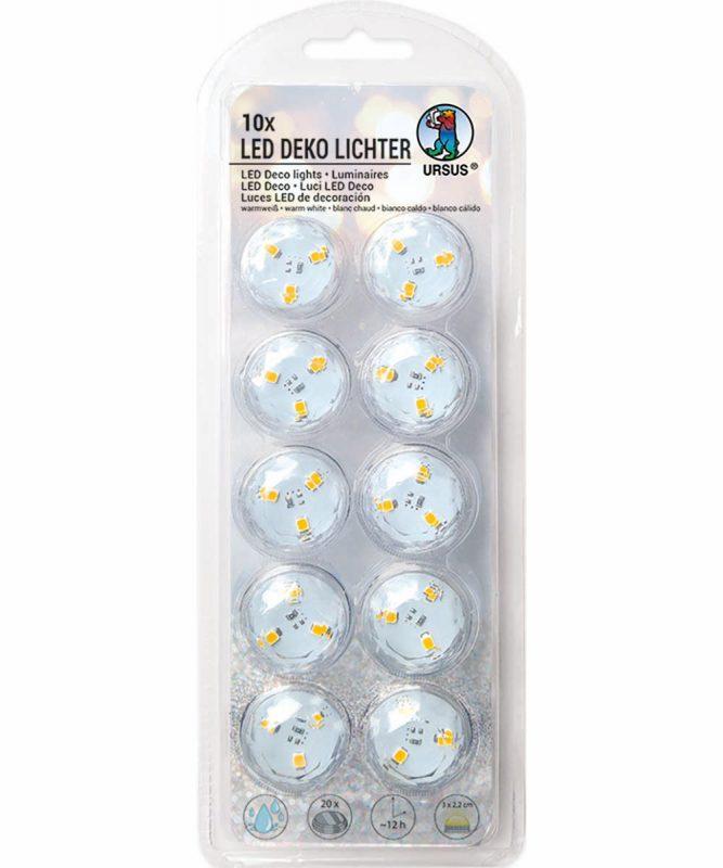 18610000 10 LED Deko Lichter