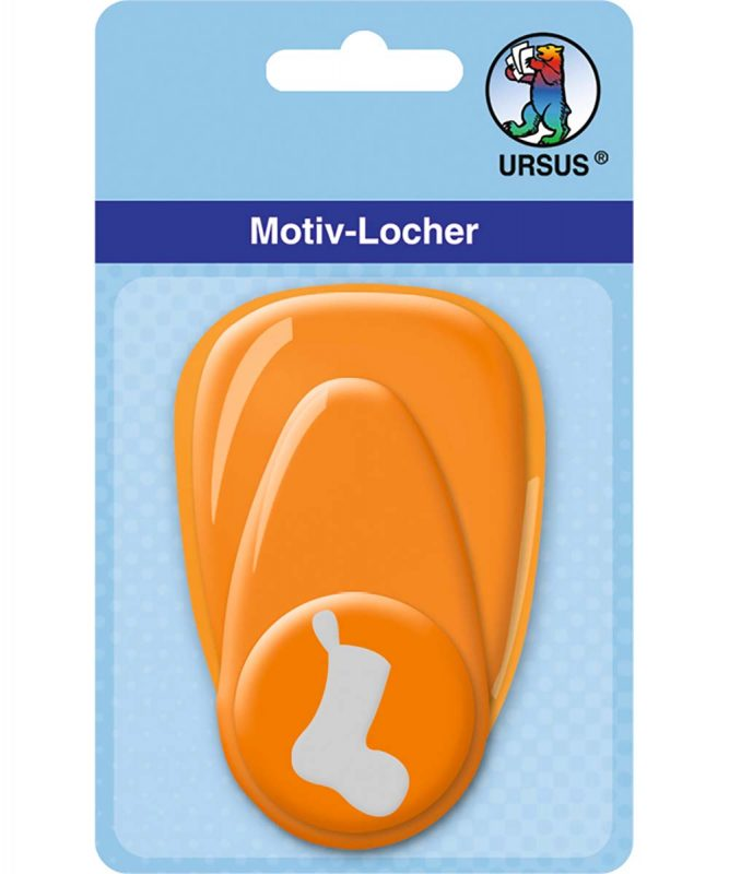 19480030 Motiv Locher Medium Socke