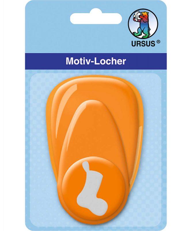 19480030 Motiv Locher Medium Socke
