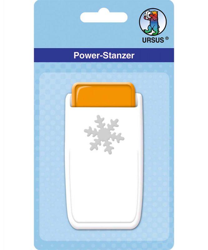 19760027 Power Stanzer big Schneeflocke