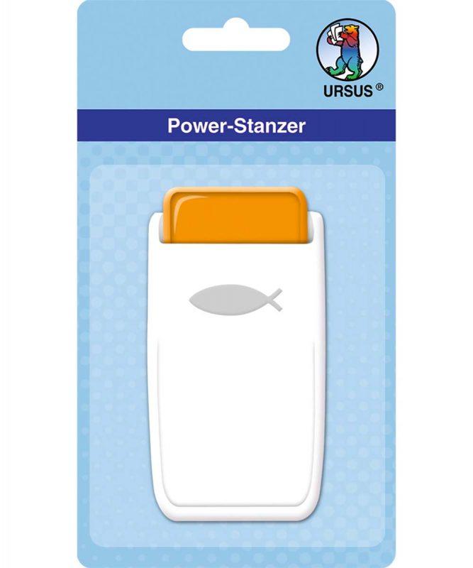 19750086 Power Stanzer mittel Fisch