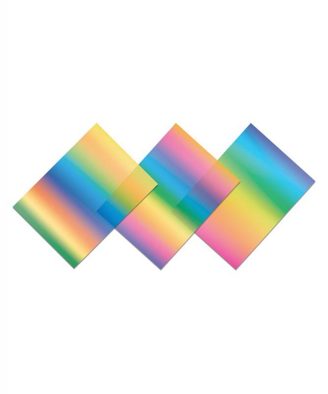 22250000 URSUS Regenbogen Fensterfolie