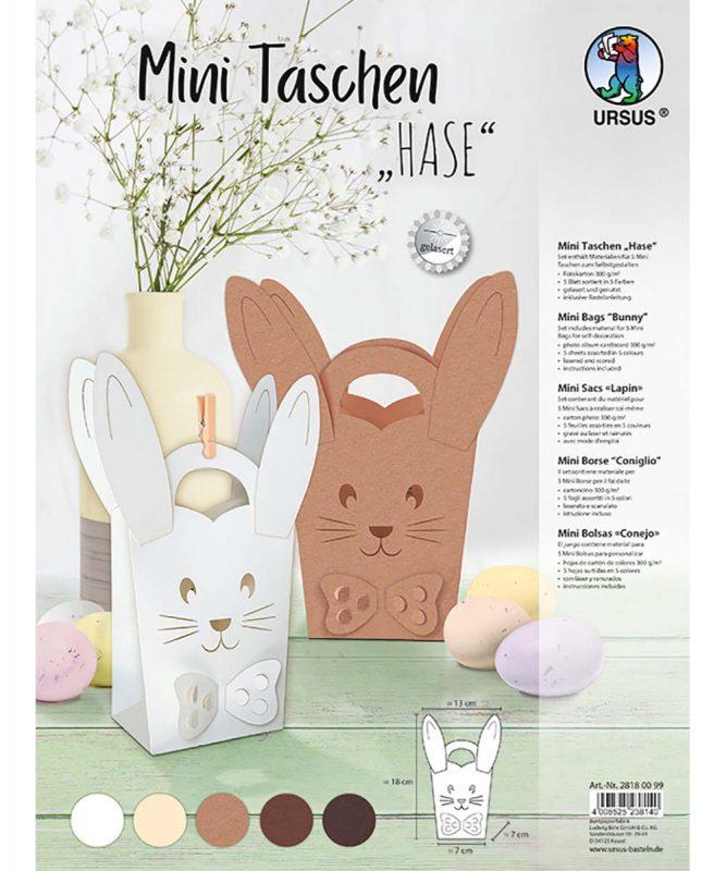 28180099 Mini Taschen Hase