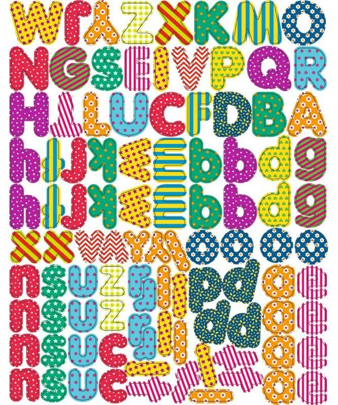 43100099 Magnete Buchstaben