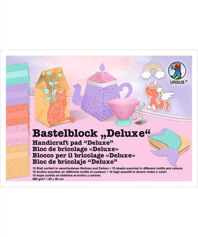 61750099 URSUS Bastelblock Deluxe
