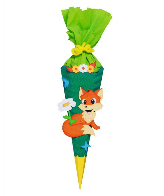 Schultüten Bastelset Mini Baby Fuchs Art.-Nr. 9860005