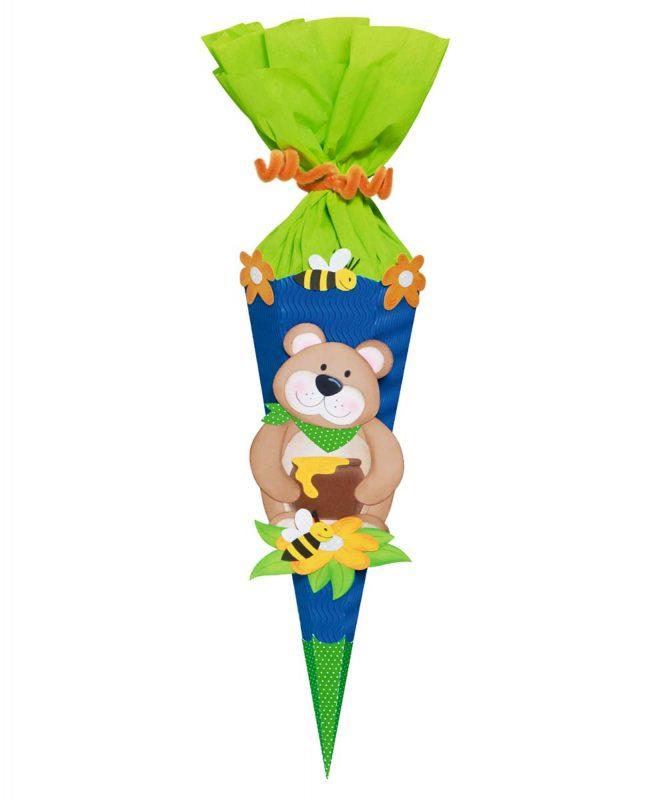 Schultüten Bastelset Mini Baby Bär Art.-Nr. 9860006