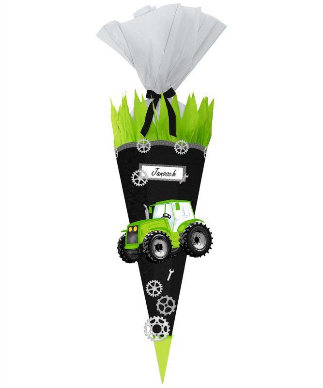 Schultüten Bastelset Easy Line Traktor Art.-Nr. 9870004