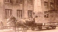 1922-1923 Buntpapierfabrik Ludwig Bähr