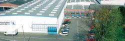 Buntpapierfabrik Ludwig Bähr - URSUS® Gebäude