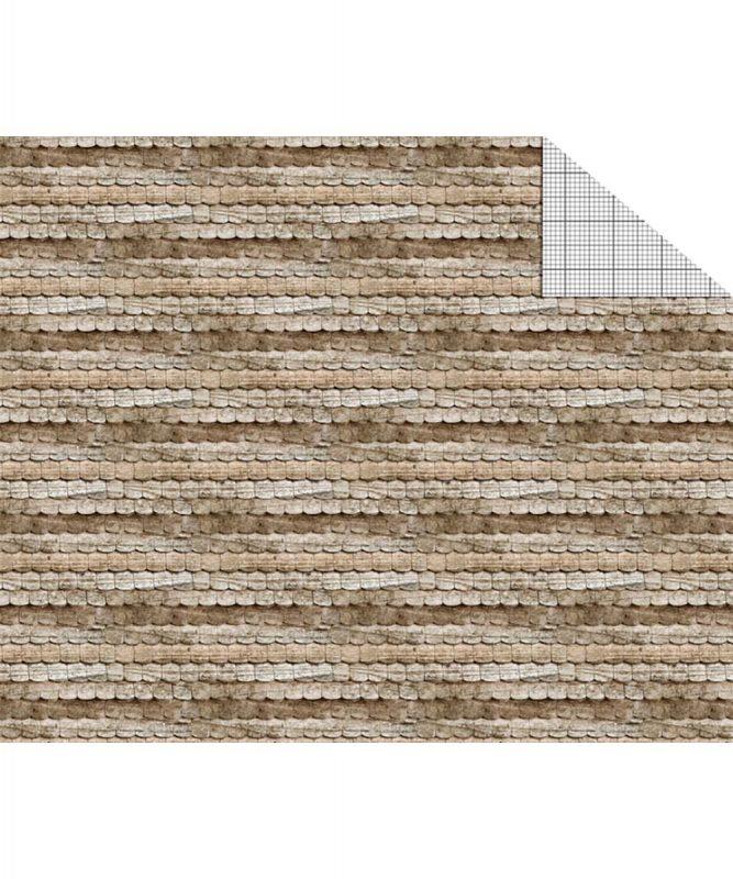 """Fotokarton """"MODELLBAU"""" 300g/m² DIN A4 Motiv 01 Artikel Nr.: 11404601"""