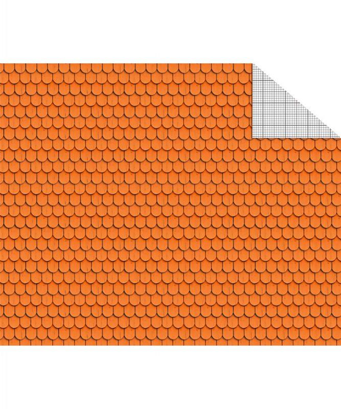 """Fotokarton """"MODELLBAU"""" 300g/m² DIN A4 Motiv 02 Artikel Nr.: 11404602"""
