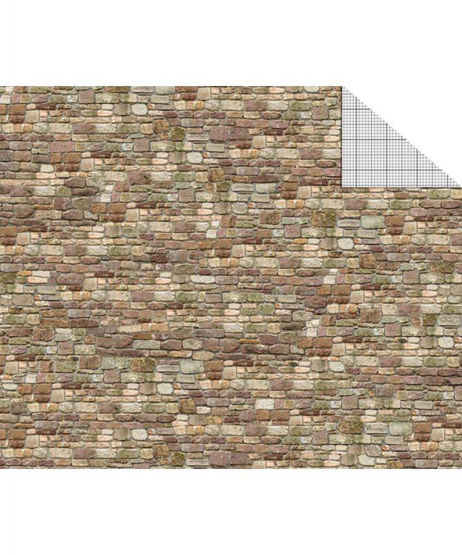 """Fotokarton """"MODELLBAU"""" 300g/m² DIN A4 Motiv 04 Artikel Nr.: 11404604"""