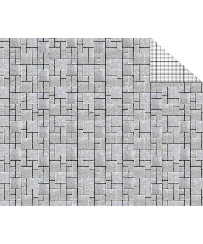 """Fotokarton """"MODELLBAU"""" 300g/m² DIN A4 Motiv 08 Artikel Nr.: 11404608"""