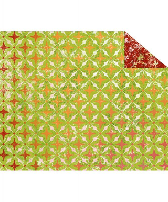 """Fotokarton """"PARADISO"""" GRÜN, 300g/m² DIN A4 Motiv 03 Artikel Nr.: 12294603"""