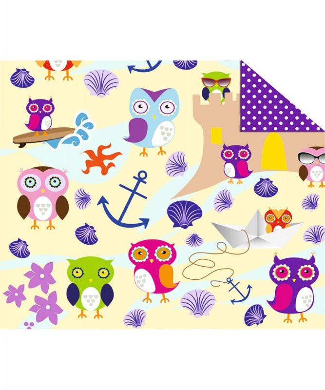 """Fotokarton """"EULEN"""" 300g/m² DIN A4 Motiv03 Artikel Nr.: 13294603"""