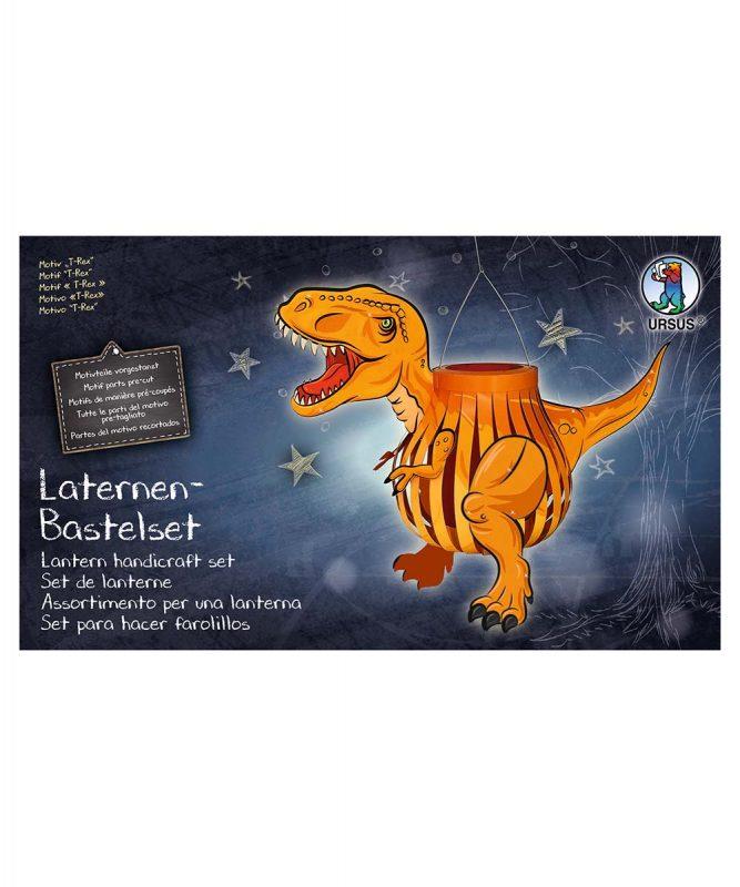 "Laternen-Bastelset 13 ""T-Rex"" Art.-Nr.: 18720013F"