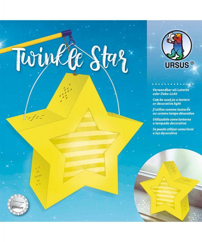 Twinkle Star 300 g/m² gelb Art.Nr.: 18770001