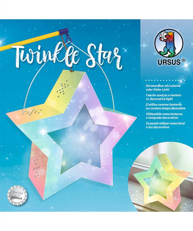 Twinkle Star 300 g/m² Feenstaub Art.-Nr.: 18770004
