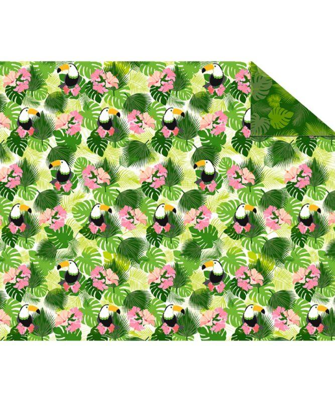 "Fotokarton ""TROPICAL"" 300g/m² DIN A4 Motiv 03"