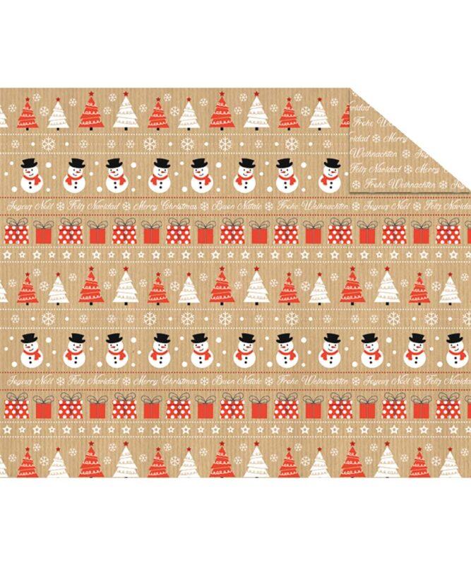 "Fotokarton ""CHRISTMAS TIME"" 300g/m² DIN A4 Motiv 03"