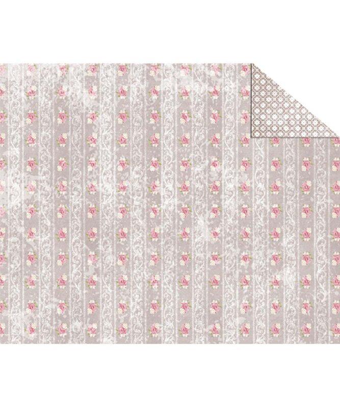 "Fotokarton ""SHABBY ROSE"" 300g/m² DIN A4 Motiv 03"