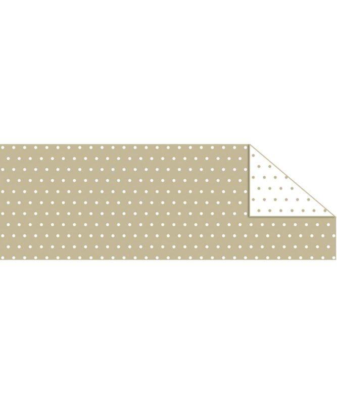 """Pünktchen Fotokarton """"MINI"""" 300g/m² DIN A4 TAUPE Artikel Nr.: 12174676"""
