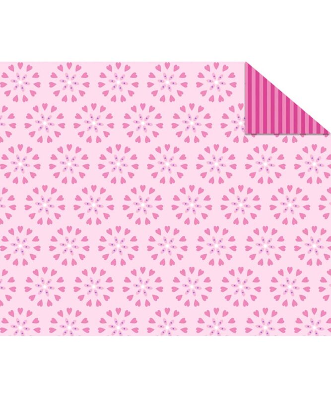 """Fotokarton """"JOLINE"""" ROSA, 300g/m² DIN A4 Motiv 04"""