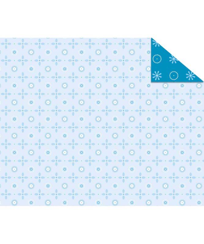 """Fotokarton """"JOLINE"""" BLAU, 300g/m² DIN A4 Motiv 03"""