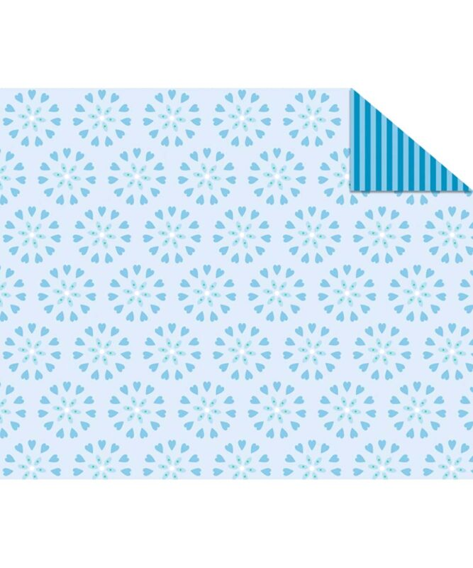 """Fotokarton """"JOLINE"""" BLAU, 300g/m² DIN A4 Motiv 04"""