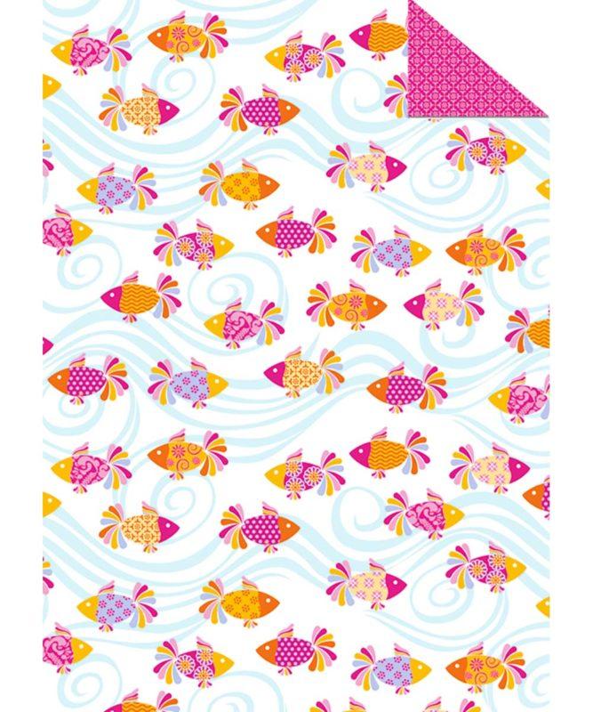 """Fotokarton """"FISCHE"""" 300g/m² DIN A4 Motiv 01 Artikel Nr.: 13244601"""