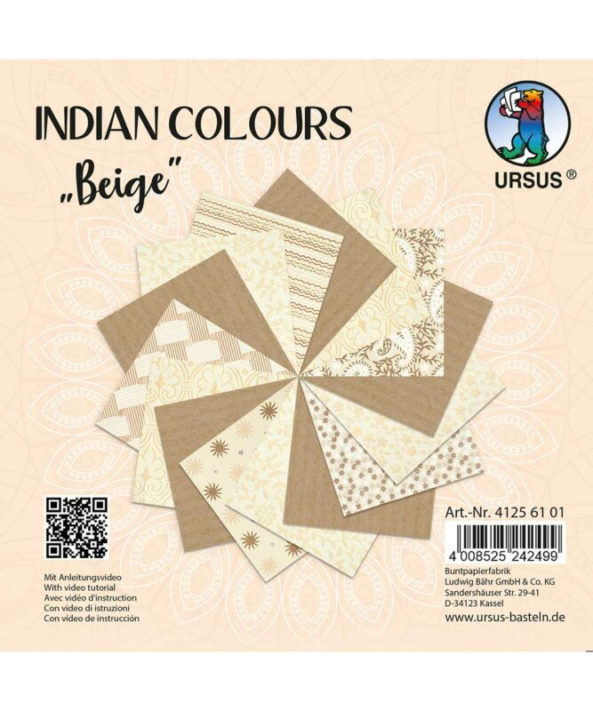 URSUS® Indian Colours Beige