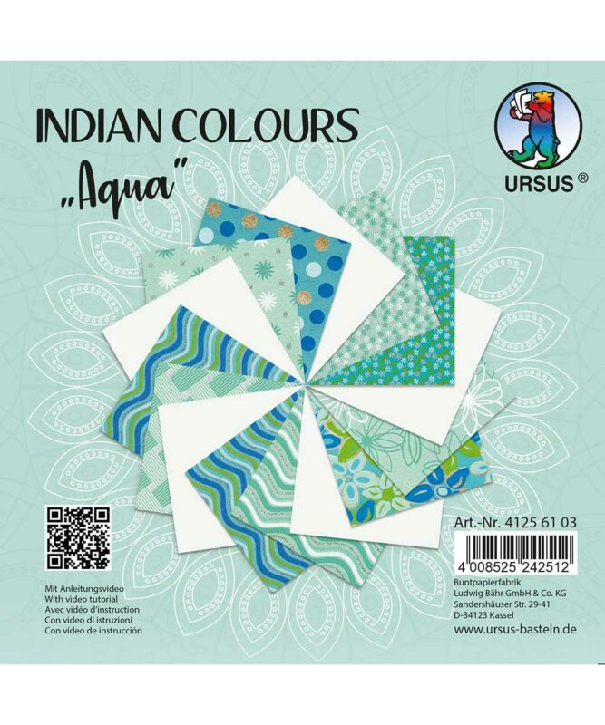 URSUS® Indian Colours Aqua