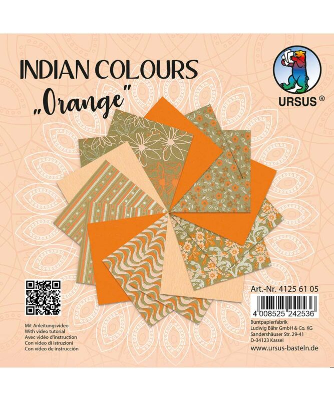 URSUS® Indian Colours Orange
