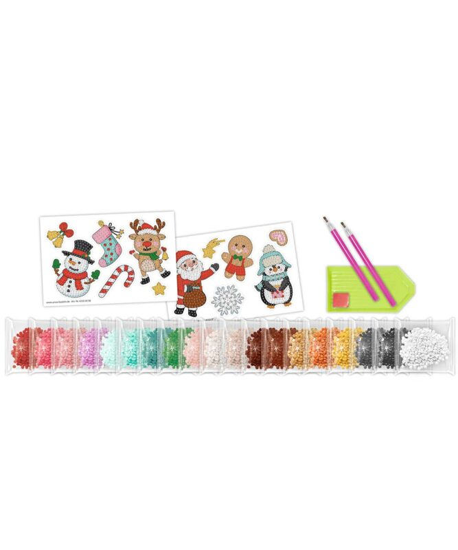 Diamond Painting Sticker X-mas Artikel Nr.: 43500008