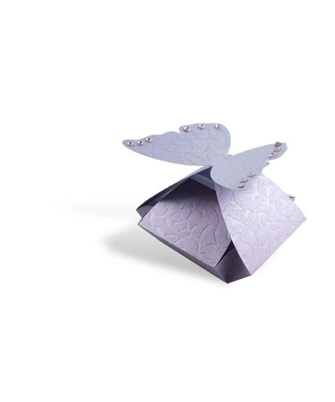Noblesse Viola Handmade Paper 200 g/m², 23 x 33 cm, 8 Blatt sortiert in 4 Motiven Art.-Nr.: 61600002