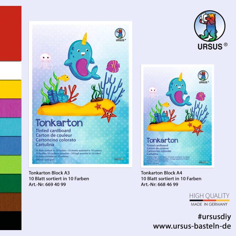 URSUS® Tinted cardboard