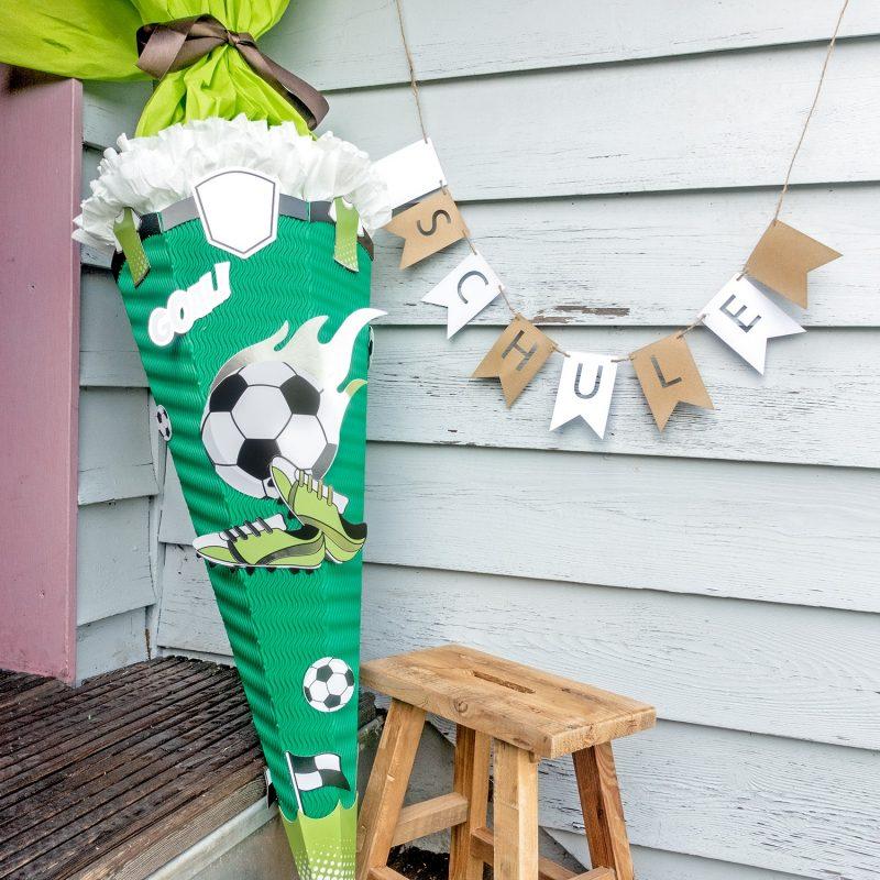 School cones Bastelset Easy Line Soccer Item no. 9870017