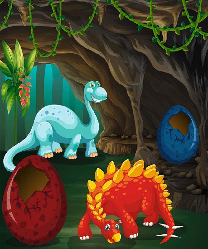 24530002F Mein Drachen und Dinos 5 motifs
