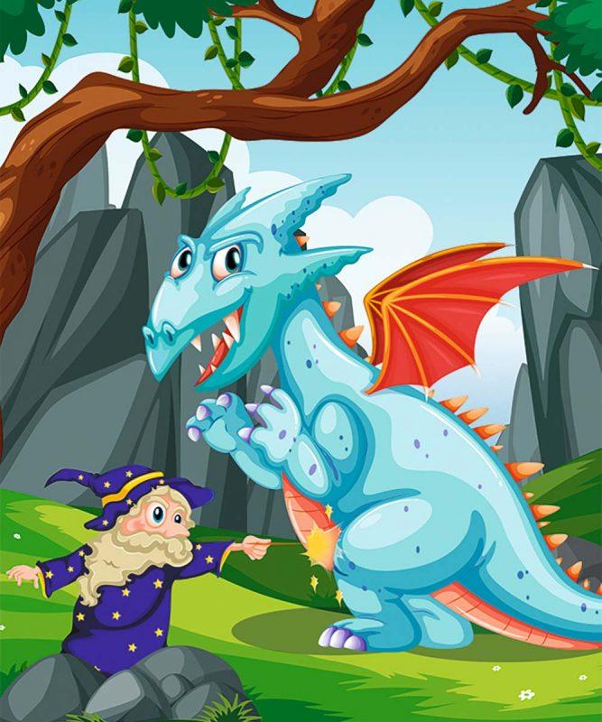 24530002F Mein Drachen und Dinos 8 motifs