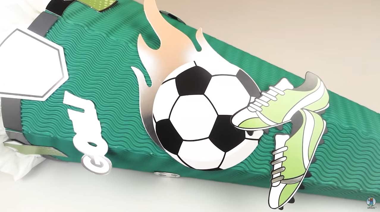 Easy Line Video Soccer School Hut