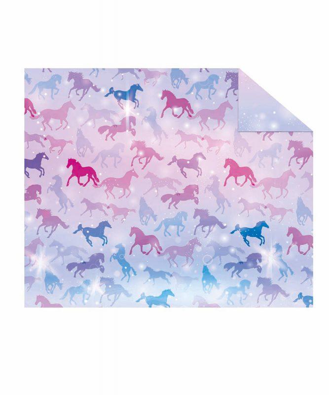 "Fotokarton ""Pferde"" 300 g/m² 49,5 x 68 cm Art.-Nr. 11252201F"